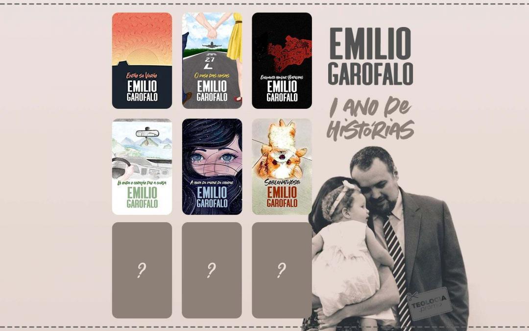 Um ano de histórias, por Emílio Garofalo Neto