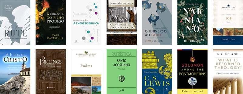 Alguns Livros no Kindle Unlimited