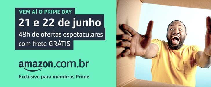 Prime day: livros de teologia compensam no evento da Amazon?